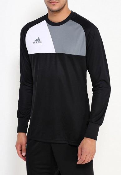 Купить Лонгслив спортивный adidas - цвет: черный, Камбоджа, AD094EMUOD88