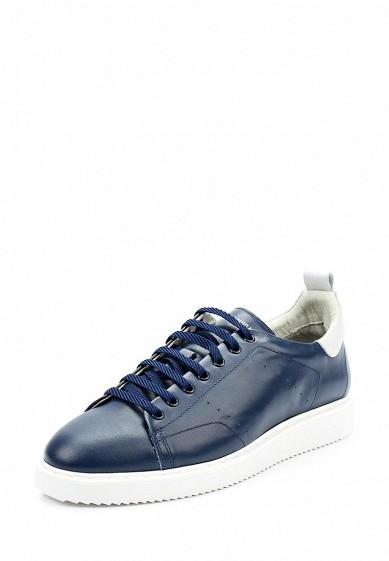 Купить Кеды Antony Morato - цвет: синий Италия AN511AMZOP30