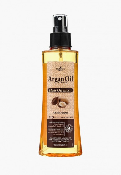 Масло для волос Argan Oil с маслом арганы  150 мл