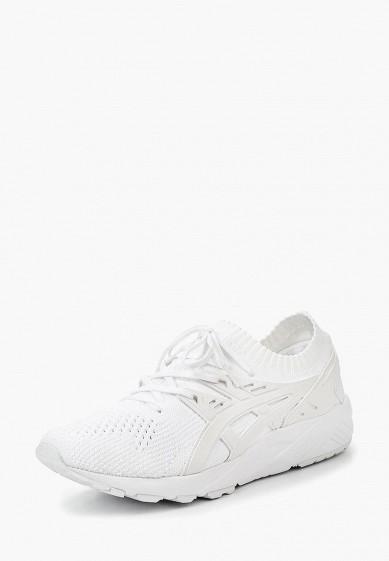 Купить Кроссовки ASICSTiger - цвет: белый, Индонезия, AS009AMOUN77