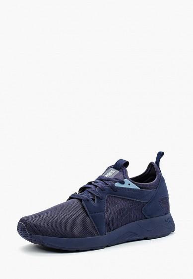 Купить Кроссовки ASICSTiger - цвет: синий, Индонезия, AS009AMZTR16