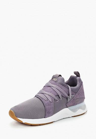 Купить Кроссовки ASICSTiger - цвет: фиолетовый, Индонезия, AS009AWBSDG5