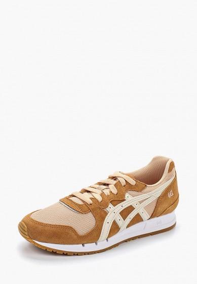 Купить Кроссовки ASICSTiger - цвет: коричневый, Камбоджа, AS009AWZTU80