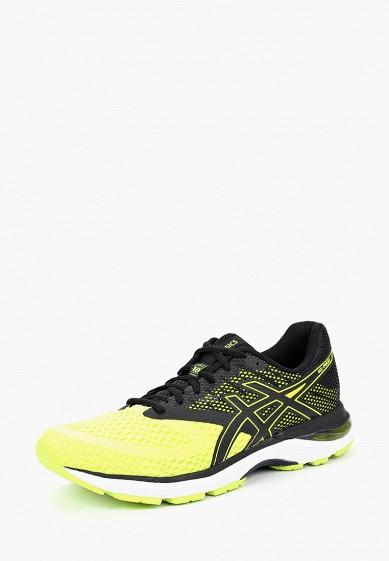 Кроссовки ASICS - цвет: желтый, черный, Индонезия, AS455AMBRMS6  - купить со скидкой