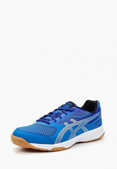 Купить Кроссовки ASICS - цвет: голубой, синий, Индонезия, AS455AMUMF33