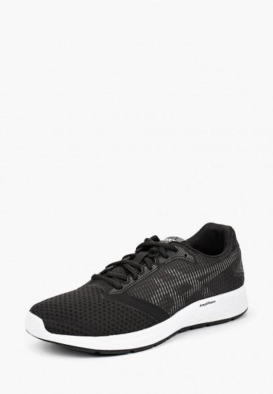 Кроссовки ASICS - цвет: черный, Камбоджа, AS455AWBRND0  - купить со скидкой