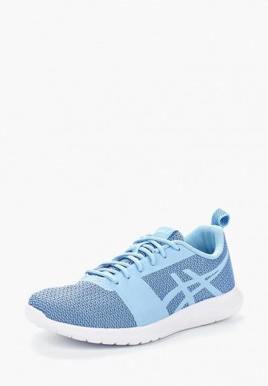 Купить Кроссовки ASICS - цвет: голубой, Вьетнам, AS455AWUMF84