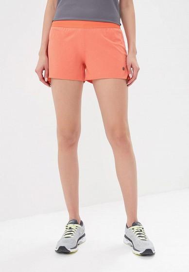 Купить Шорты спортивные ASICS - цвет: оранжевый, Вьетнам, AS455EWZTI54
