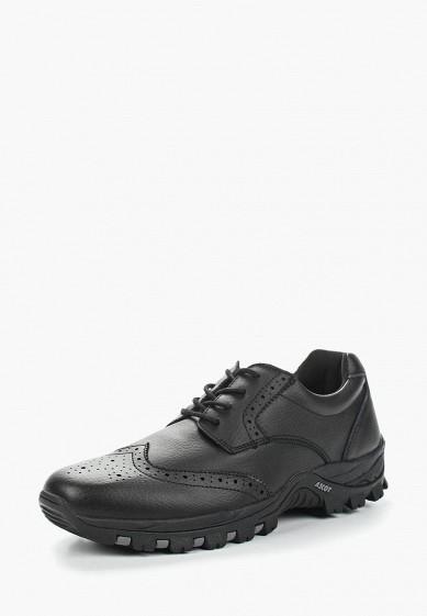 Купить Кроссовки Ascot - цвет: черный, Китай, AS821AMANCP1