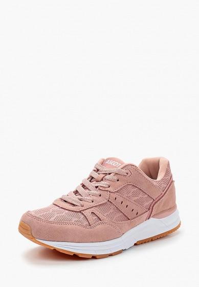 Кроссовки Ascot - цвет: розовый, Китай, AS821AWANCU9  - купить со скидкой
