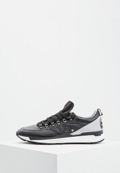 Купить Кроссовки Barracuda - цвет: черный, Италия, BA056AMZUA43