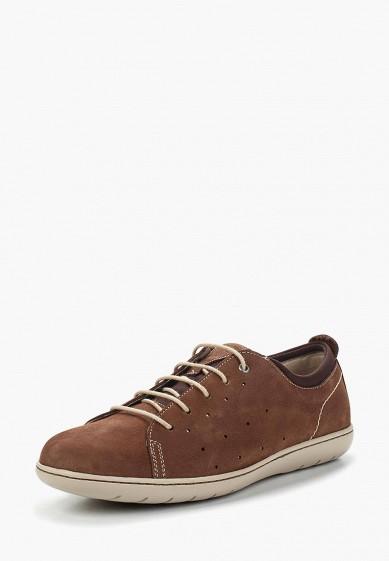 Купить Кеды Baerchi - цвет: коричневый, Испания, BA072AMAEPV2