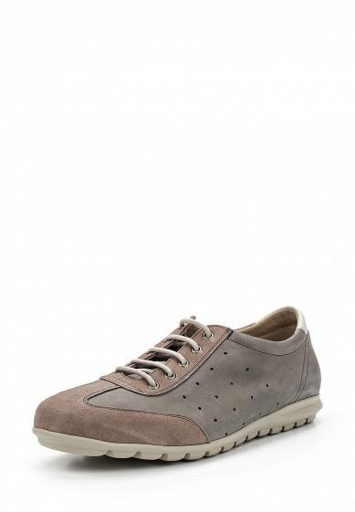 Кроссовки Baerchi - цвет: серый, Испания, BA072AMAEPV7  - купить со скидкой
