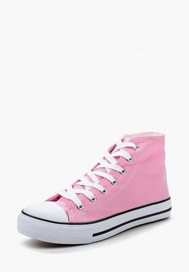 Купить Кеды Bella Comoda - цвет: розовый, Китай, BE062AWHIK85