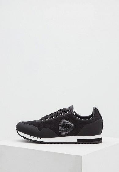 Купить Кроссовки Blauer - цвет: черный, Китай, BL654AMAEXA3