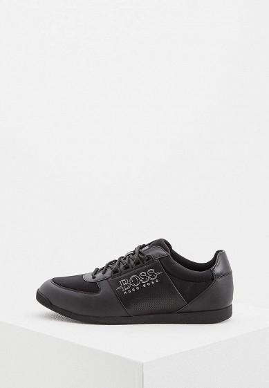Купить Кроссовки Boss Hugo - цвет: черный, Китай, BO010AMBJBY1
