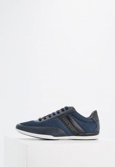 Купить Кроссовки Boss Hugo - цвет: синий, Китай, BO984AMYUU73