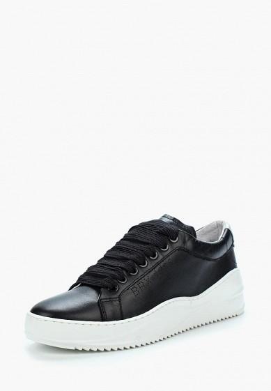 Купить Кроссовки Bronx - цвет: черный, Португалия, BR336AWAGII9