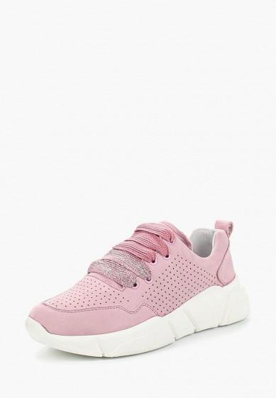 Купить Кроссовки Bronx - цвет: розовый, Португалия, BR336AWAGIJ3