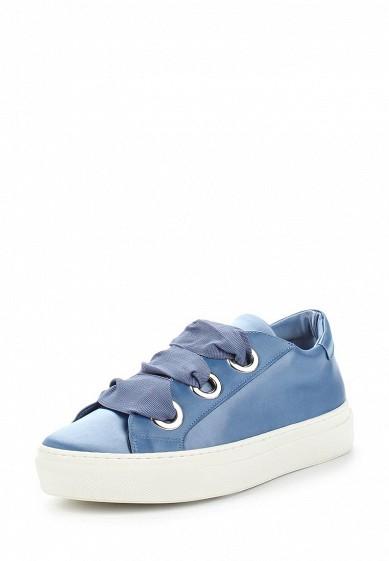 Купить Кеды Bronx - цвет: синий Италия BR336AWAGIK0