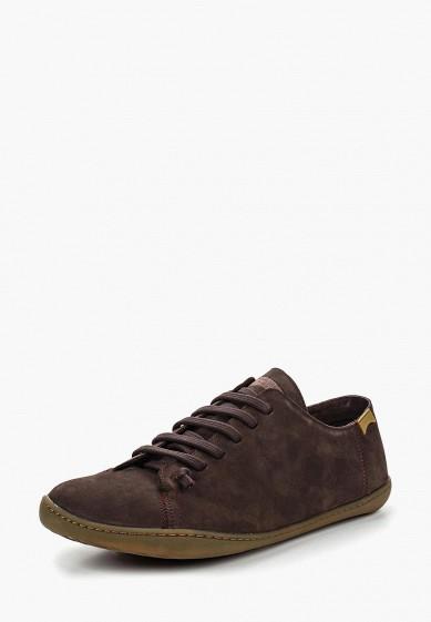 Купить Кеды Camper - цвет: коричневый, Вьетнам, CA555AMTHC58