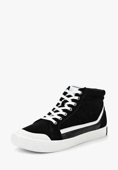 Купить Кеды Calvin Klein Jeans - цвет: черный, Камбоджа, CA939AMCGTK6