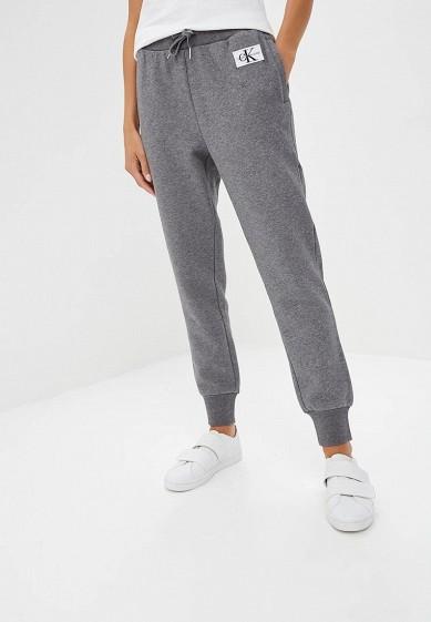 Купить Брюки спортивные Calvin Klein Jeans - цвет: серый, Китай, CA939EWBTII7