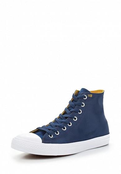 Кеды Converse - цвет: синий, Вьетнам, CO011AMANAD4  - купить со скидкой