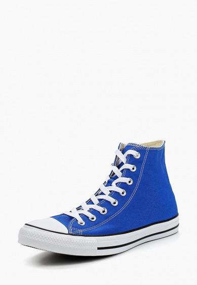 Купить Кеды Converse - цвет: синий, Вьетнам, CO011AMANAD8