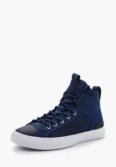 Купить Кеды Converse - цвет: синий, Вьетнам, CO011AMANAE4