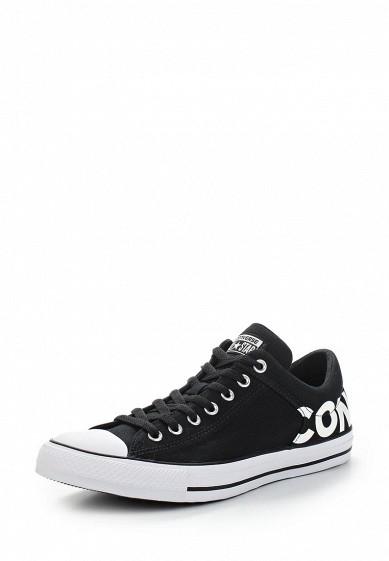 Купить Кеды Converse - цвет: черный Вьетнам CO011AMANAG4
