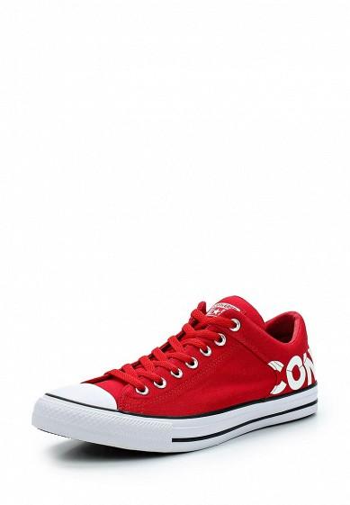 Купить Кеды Converse - цвет: красный Вьетнам CO011AMANAG5