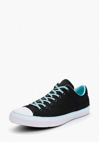 Купить Кеды Converse - цвет: черный, Вьетнам, CO011AMBJUX2