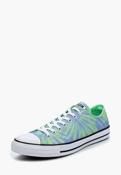 Купить Кеды Converse - цвет: зеленый, Вьетнам, CO011AMBJUZ0