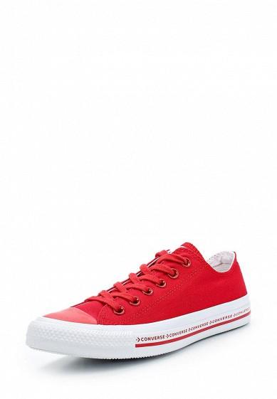 Купить Кеды Converse - цвет: красный Вьетнам CO011AWANAR4