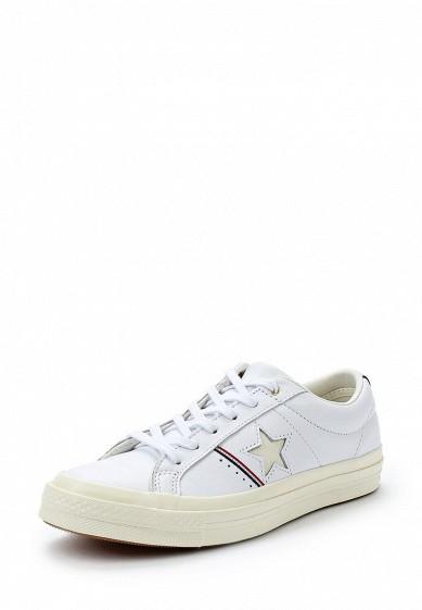 Купить Кеды Converse - цвет: белый Вьетнам CO011AWANAR5