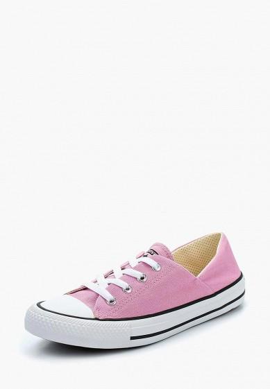 Купить Кеды Converse - цвет: розовый, Вьетнам, CO011AWANAS7
