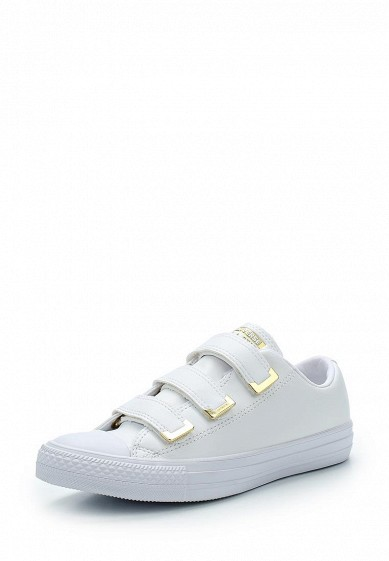 Купить Кеды Converse - цвет: белый Вьетнам CO011AWANAT4