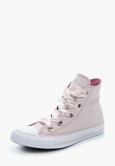 Купить Кеды Converse - цвет: розовый, Вьетнам, CO011AWANAT7