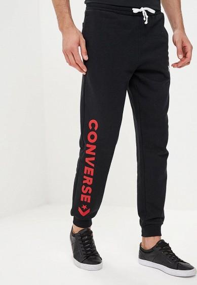 Купить Брюки спортивные Converse - цвет: черный, Китай, CO011EMCOXL0