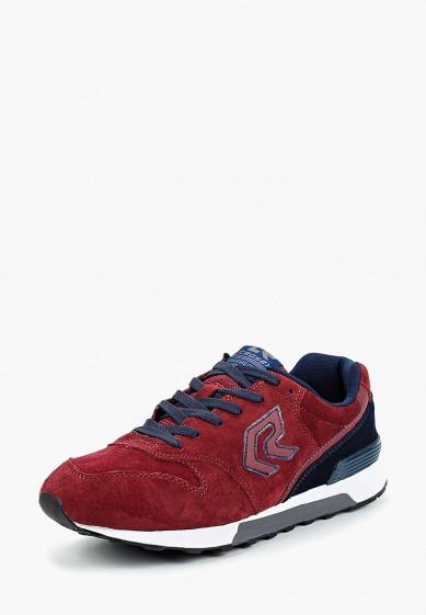 Купить Кроссовки Crosby - цвет: бордовый, Китай, CR004AMCIOB8
