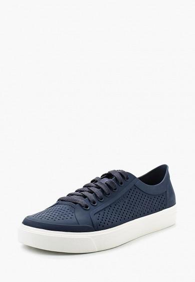 Купить Кеды Crocs - цвет: синий, Китай, CR014AWWKC43