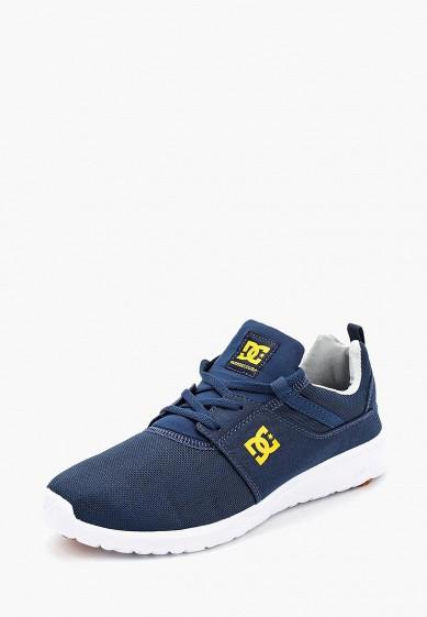 Купить Кроссовки DC Shoes - цвет: синий, Вьетнам, DC329AMAJZS0
