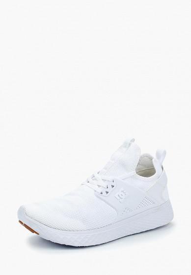 Купить Кроссовки DC Shoes - цвет: белый, Китай, DC329AMAKAK7