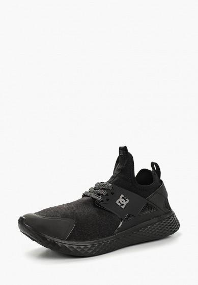 Купить Кроссовки DC Shoes - цвет: черный, Китай, DC329AMAKAK8