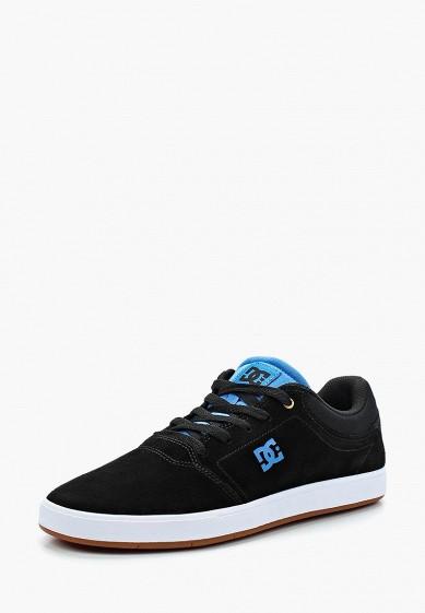 Кеды DC Shoes - цвет: черный, Вьетнам, DC329AMAKAL3  - купить со скидкой