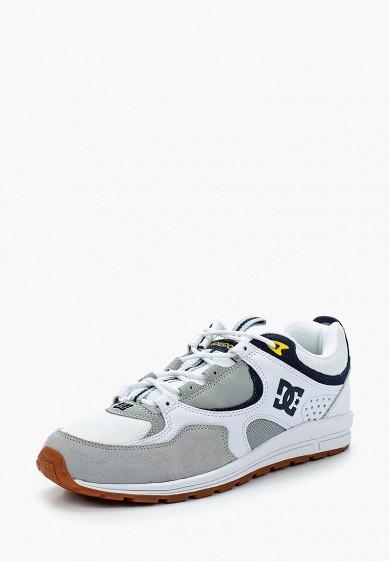 Купить Кроссовки DC Shoes - цвет: белый, Вьетнам, DC329AMAKAL4