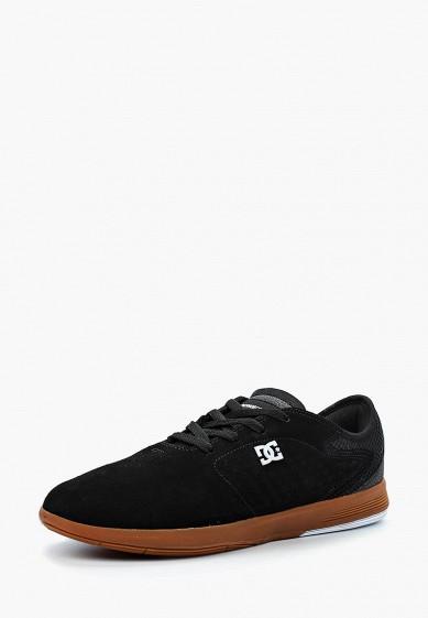 Купить Кеды DC Shoes - цвет: черный, Вьетнам, DC329AMAKAL5