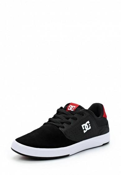 Купить Кеды DC Shoes - цвет: черный Вьетнам DC329AMAKAL6
