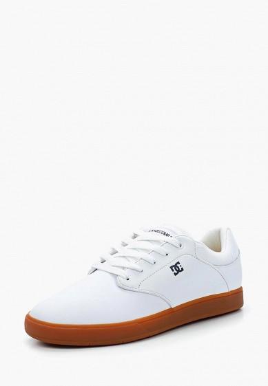 Купить Кеды DC Shoes - цвет: белый, Вьетнам, DC329AMAKAM1